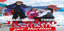 Leonardo Pieraccioni e Laura Torrisi insieme con la piccola Martina