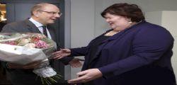 Maggie De Block : Il Ministro della Salute Belga Oversize!