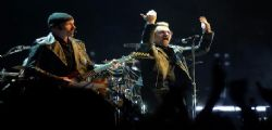 Gli U2 in concerto il 15 luglio 2017 a Roma