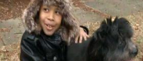 Nashville: Il piccolo Dominic Jeffries si salva  dal freddo grazie al cane Cocò