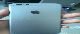 iPhone 6 da 4.7 : Nuove immagini della scocca posteriore