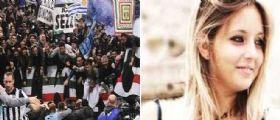 Roma-Juve : Il papà di Federica Mangiapelo ferito da una bomba carta lanciata dai tifosi