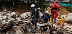Frana Colombia : a Mocoa dispersi due italiani - più di 200 morti