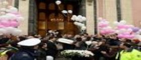 Catania : folla e commozione per l