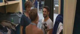 Video Grande Fratello 14 | Lite tra Igor e Simone : Vattene o ti tiro una scarpa