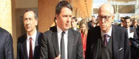 Il Premier Matteo Renzi a Ignazio Marino : Nessuna congiura, preso atto che Roma non funziona