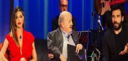 Belen Rodriguez super sexy al Maurizio Costanzo Show