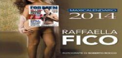 Calendario Raffaella Fico : ho bisogno di soldi per Pia