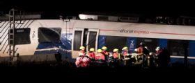 Germania - collisione tra un convoglio passeggeri e un treno merci : Incerto il numero dei feriti