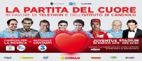 Partita del Cuore 2013 Diretta Streaming su Rai Uno