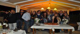 Alessio Limatola festeggia il suo compleanno con tanti amici vip a Forte dei Marmi