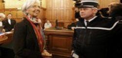 Christine Lagarde si difende in trubinale sul caso Tapie Credit Lyonnais