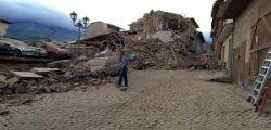 Terremoto Oggi News : Nuova scossa magnitudo 4.9 ad Arquata del Tronto