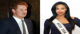 Miss America vuole sposare il Principe Harry
