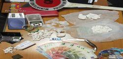 Roma : Droga nascosta nelle strade e nei cunicoli di San Basilio