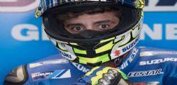 Andrea Iannone MotoGp : Sto molto male