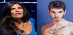 Selfie : Lite  tra Pamela Prati e Stefano De Martino