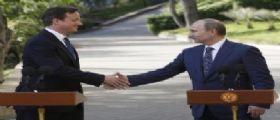 G8, Vladimir Putin : Non bisogna violare il diritto internazionale