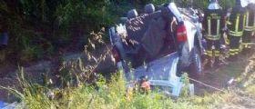 Napoli-Bari, pulmino di operai si schianta sulla A16 : Quattro morti ed un ferito grave