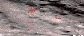 Sonda NASA LRO riprende l