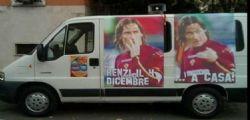 Francesco Totti : Diffido chiunque a usare la mia immagine per scopi politici