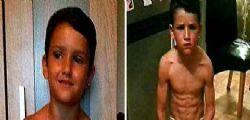 Brandon Blake : il bimbo di 8 anni super muscoloso