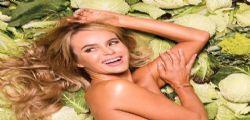 Amanda Holden tutta nuda per gli animali