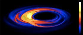 Event Horizon Telescope: osserveremo un buco nero ad alta risoluzione