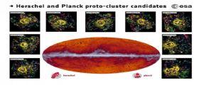 I proto-cluster dell