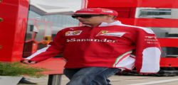 Ferrari : Kimi Raikkonen rinnova fino al 2017