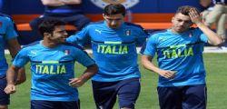 Italia Belgio Euro 2016 : Probabili formazioni - Diretta Live streaming Rai Uno Europei 2016