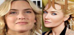 Kate Winslet su Vogue, ma forse è troppo Photoshoppata