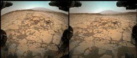 Curiosity update: girovagando per Pahrump Hills