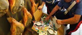Alimenti contraffatti : Prosciutti polacchi spacciati e venduti come prosciutti di Parma
