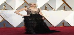 Jennifer Lawrence : nude look alla notte degli Oscar