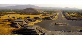 Le sfere di Teotihuacan