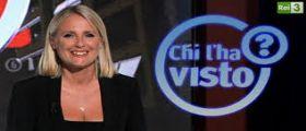Chi l'ha visto Streaming Diretta Video Rai | Anticipazioni Puntata 22 Ottobre 2014