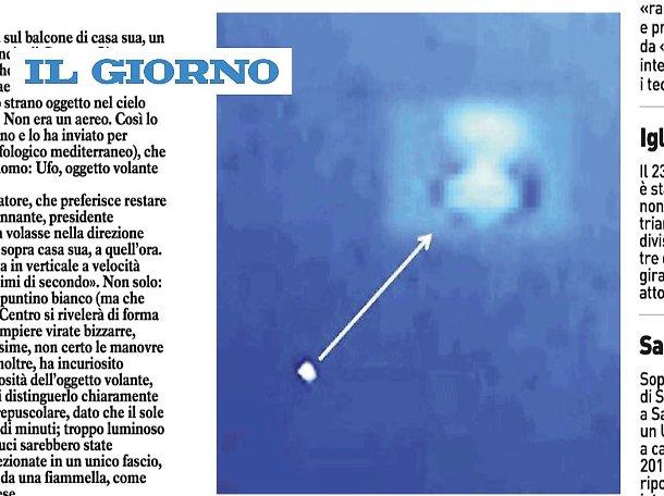 Ufo Genova