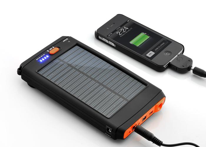 Pannello Solare Per Anemometro Oregon : Es caricabatterie solare portatile da oregon scientific