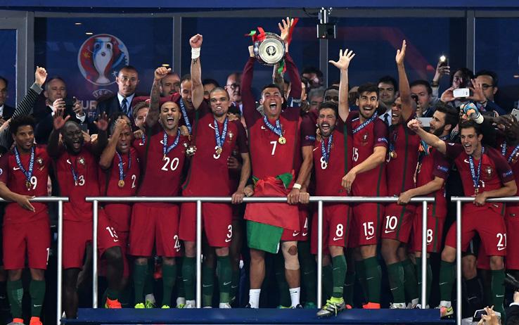 Portogallo batte la Francia