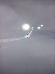 Avvistamento UFO da un aereo della RyanAir