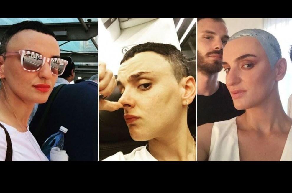 Nuovo taglio capelli arisa
