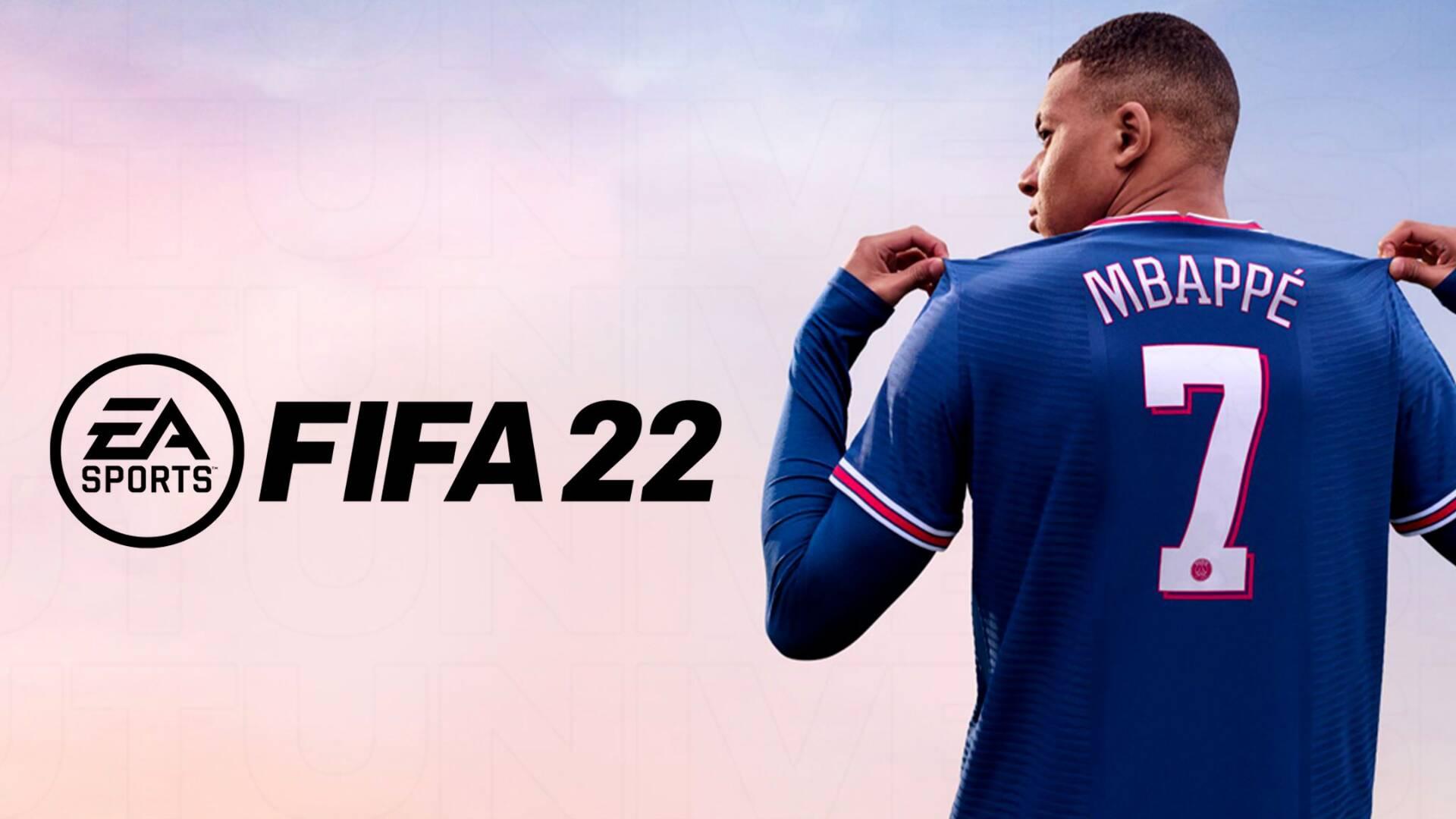 LANCIO DA RECORD DI FIFA 22