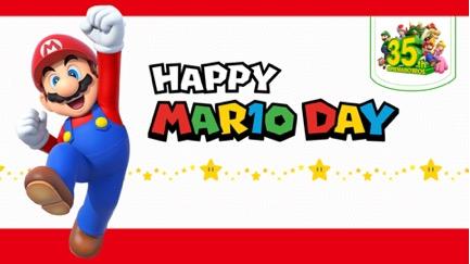 Oggi mercoledì 10 marzo è il MAR10 Day