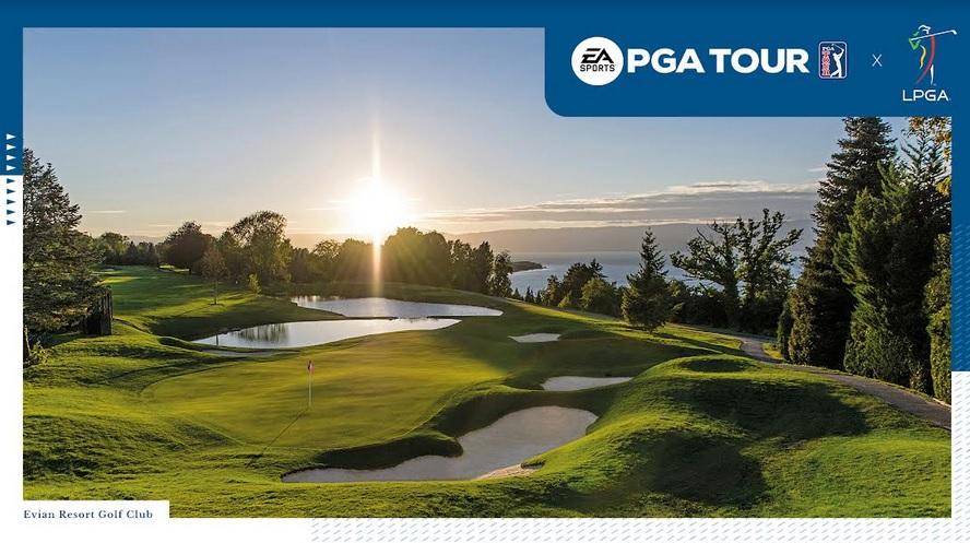EA SPORTS PGA TOUR: RAPPRESENTAZIONE DEL GOLF FEMMINILE
