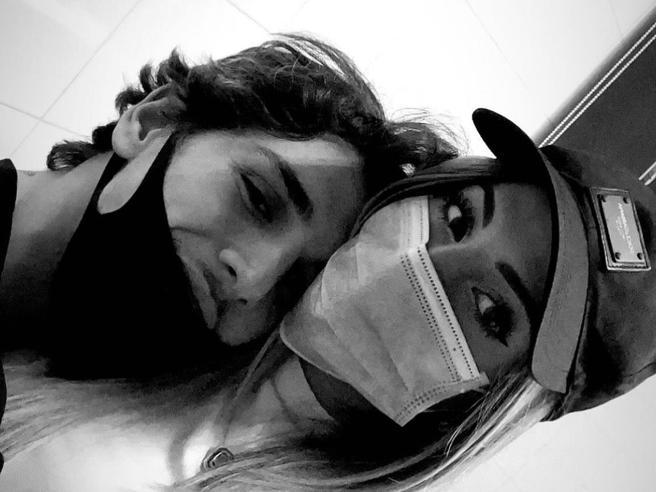 Chiara Nasti e Nicolò Zaniolo escono allo scoperto foto Instagram