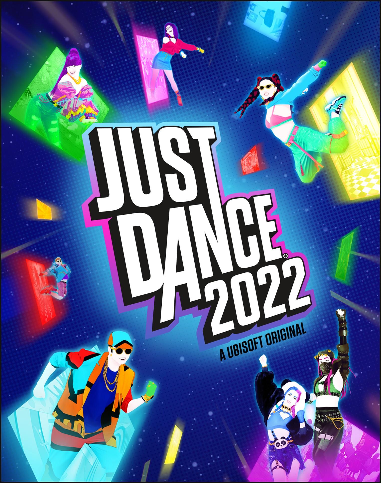Just Dance 2022 disponibile a novembre