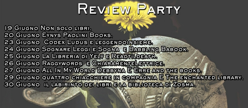 "Review Party ""La grazia dei re"" di Ken Liu"