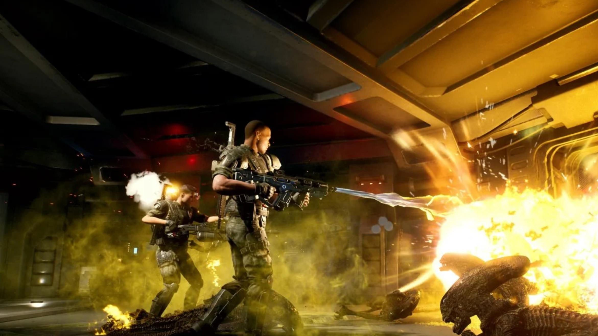 Cold Iron ha annunciato Aliens: Fireteam