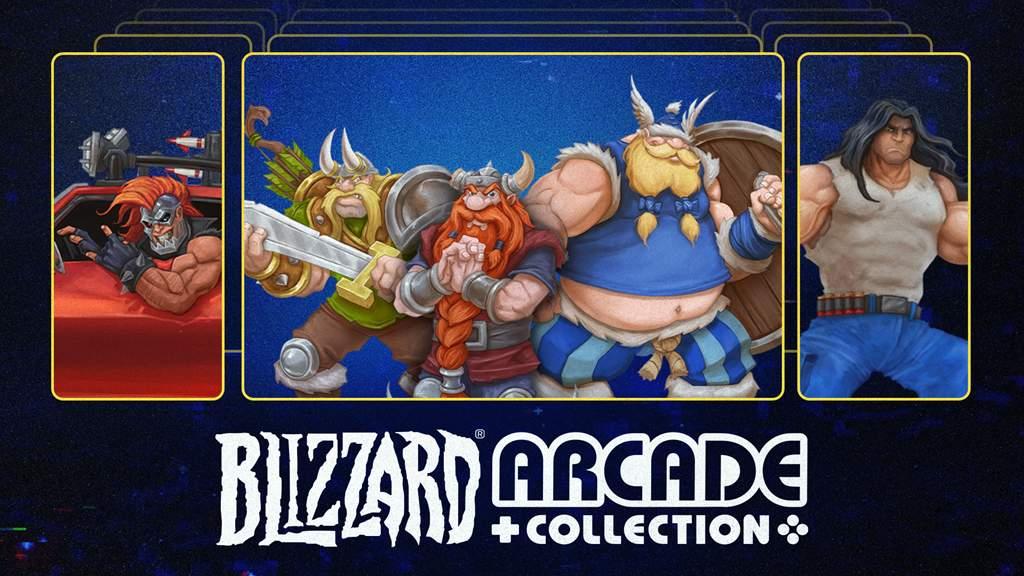 Blizzard Arcade Collection fa il salto di qualità: due nuovi giochi e nuove funzioni